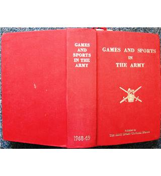 Games and Sports in the Army