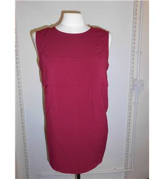 FOREVER 21 Red sleeveless top Forever 21 - Red - Sleeveless top