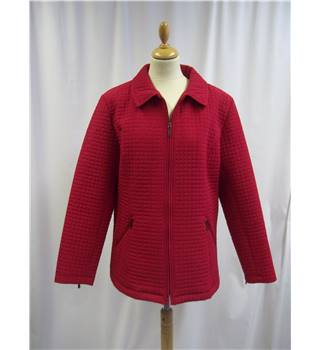 Jacques Vert - Size: XL - Red - Jacket