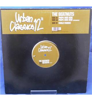 Props Over Here / World Famous  - Beatnuts, The - UC021