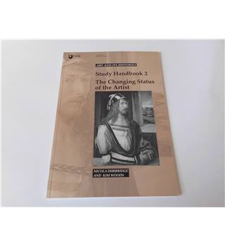 Open University Art and its Histories A216 course- Study handbook 2