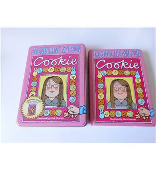First edition- Cookie- Jacqueline Wilson