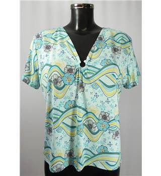 Elegant Collection Top - Multicoloured - Size XXL Elegant Collection - Size: XXL - Multi-coloured