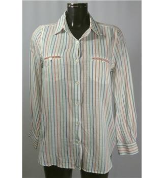 BDG Shirt - Multicoloured - Size M (approx. Size 14) BDG - Size: M - Multi-coloured - Long sleeved shirt