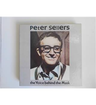 Peter Sellers - The Voice Behind The Mask, 4 lp box set