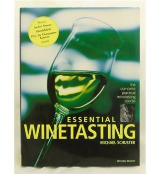 Essential Winetasting -signed copy