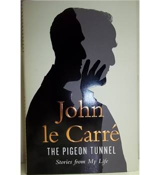 The Pigeon Tunnel- First Edition, First Printing; Signed Copy