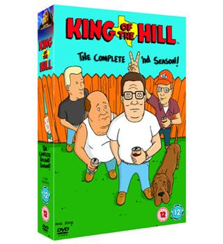 King of the Hill The Complete Second Season 12