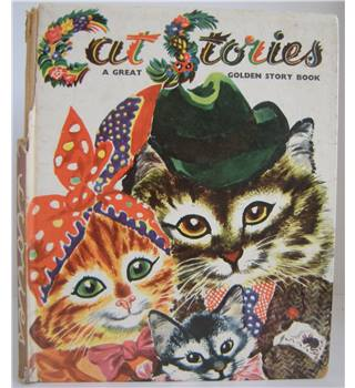 The Great Golden Book of Cat Stories