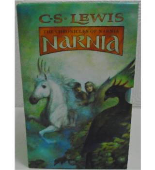 The Chronicles Of Narnia Boxset