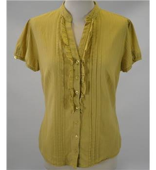 Wallis - Size: 14 - Yellow - Blouse