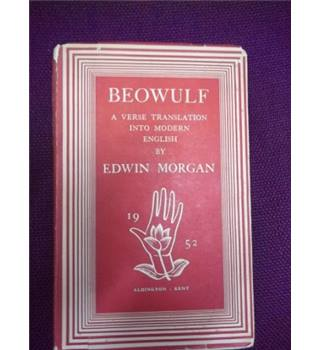 Beowulf: A verse Translation into Modern English