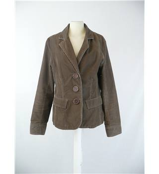 Boden Size 12 Brown Jacket