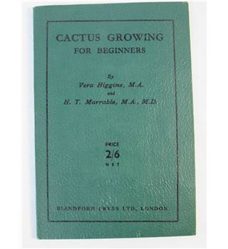 Cactus Growing for Beginners