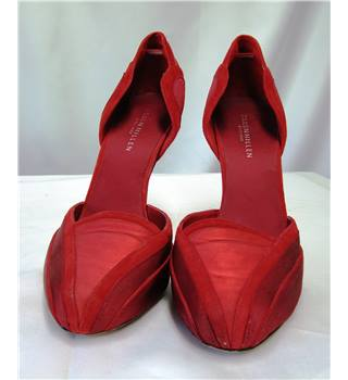 Karen Millen Size 40 Red Stiletto Shoes
