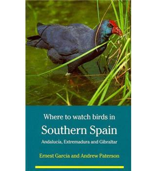 Where to watch birds in Southern Spain