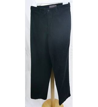 Mulberry - Size: 30R - Black - Trousers