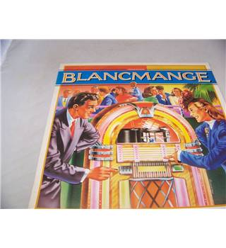 "Living On The Ceiling Blancmange - blanx 3 12"" single"