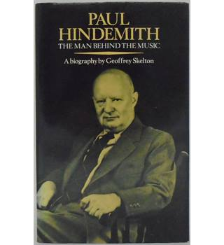 Paul Hindemith - The Man Behind the Music.