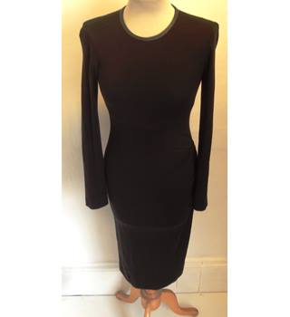Joseph Black Dress joseph - Size: 36 - Black