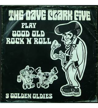 Play Good Old Rock 'N' Roll The Dave Clark Five - DB 8638