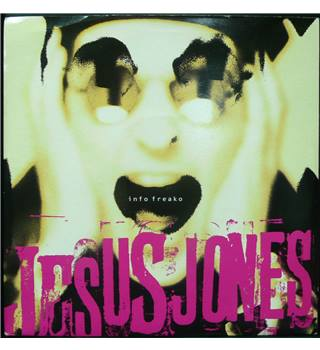 Info Freako Jesus Jones - FOOD 18
