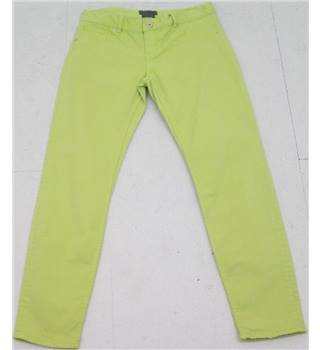 "Ted Baker size: 30"" yellow jeans"