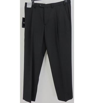 "M&S Marks & Spencer - Size: 36"" - Black - Trousers"