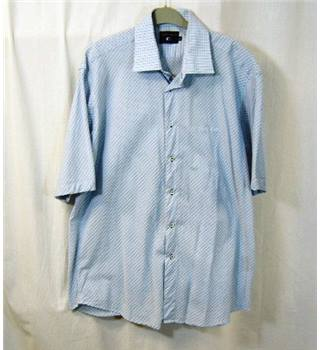 Teddy Smith - Size: XL - Blue - Short sleeved