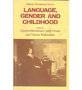 Language, gender and childhood