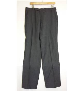 Marks and Spencers tailored grey trousers 34/31 BNWT M&S Marks & Spencer - Size: One size: regular - Grey