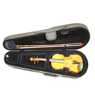 Childs Violin (one tenth size) Unknown