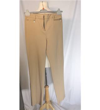 Marks & Spencer trousers size 10 Camel