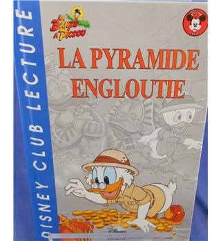 Disney Club - La Pyramide Engloutie (French language)