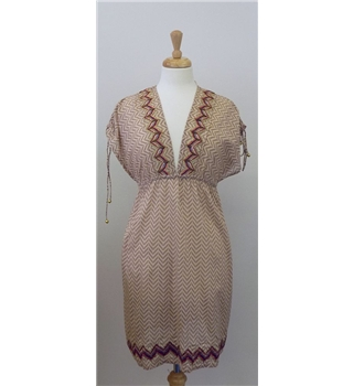 BNWT Accessorize large beach dress. Accessorize - Size: L - Beige - Summer