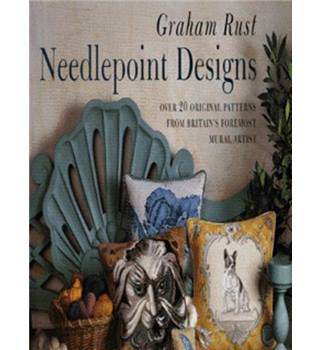 Needlepoint Designs: With Over 20 Original Patterns from Britain's foremost mural artist