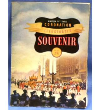 1953 Illustrated Coronation Souvenir. Published by Littlebury & Co, Worcester