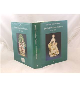 Derby Porcelain Figures 1750-1848 by Peter Bradshaw publ faber and faber 1990 illustrated