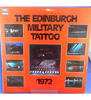 The Edinburgh Military Tattoo 1972 - Various - SZLP 2134