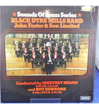Sounds of Brass Vol. 5 - Black Dyke Milles Band: John Foster & Son Limited - SB 305