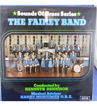 Sounds of Brass Vol. 1 The Fairey Band - SB 301