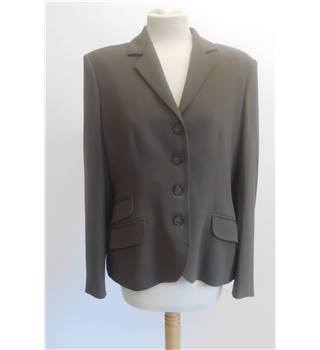 Ladies Jacket by PAUL COSTELLOE DRESSAGE Paul Costelloe - Size: 14 - Brown - Smart jacket / coat