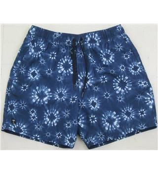 NWOT M&S  Size: Small  Blue Swimming shorts