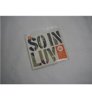 SHU-I So In Luv Single Album