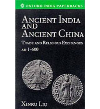 Ancient India and Ancient China