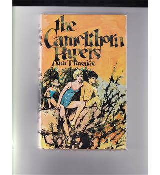 The Camelthorn Papers - Ann Thwaite - Signed 1st Edition