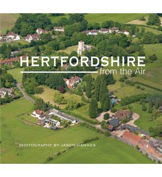 Hertfordshire from the air
