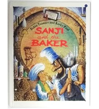 Sanji and the Baker [Signed by the Illustrator, Korky Paul]