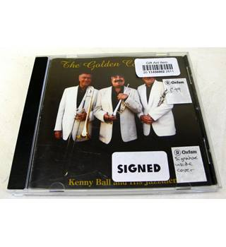 CD The Golden Collection by Kenny Ball and His Jazzmen (signed)