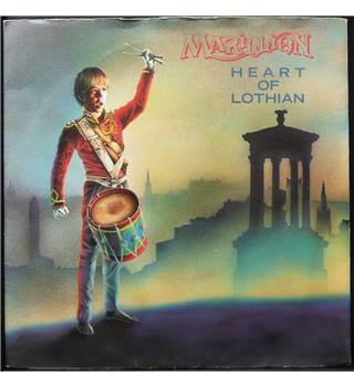 Heart Of Lothian Marillion - Maril 5